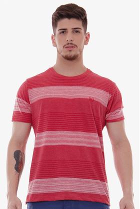 Camiseta-Mix-Listrada