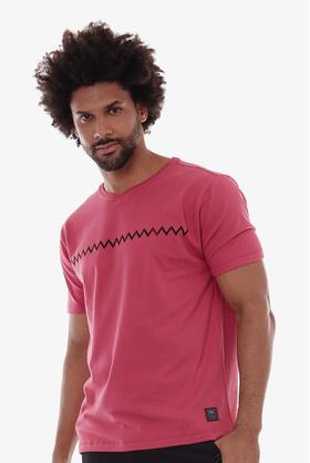 Camiseta-KNK-Geometrica