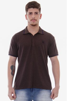 Polo-Jacquard-Dark