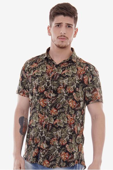 Camisa-Estampada-Folhas