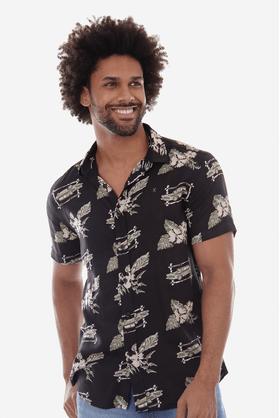 Camisa-Viscose-Estampada