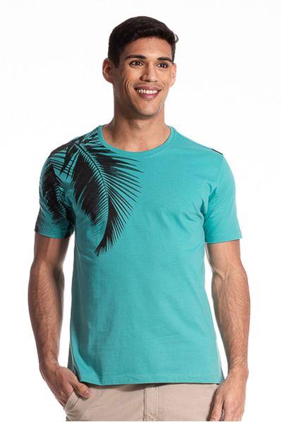 camiseta-konyk-palmeira-verde