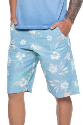 Bermuda-Estampada-Floral-Azul1