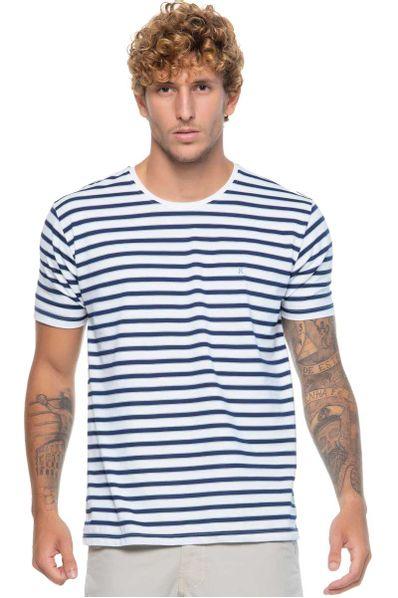Camiseta-Malha-Listrada